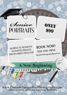 Senior Portraits, Class of 2015 Affordable and serving the entire Phoenix Valley #seniorphotos #seniorpictureideas #photography #businessads