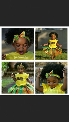 Jamaican beauty Natural Hairstyles For Kids, Little Girl Hairstyles, Beautiful Children, Beautiful Babies, Natural Styles, Black Kids, Black Babies, Natural Baby, Natural Life