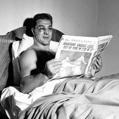 #OnThisDay: The indomitable #RockyMarciano was born in 1923: http://www.boxingnewsonline.net/on-this-day-the-indomitable-rocky-marciano-was-born-in-1923/ LINK IN BIO #boxing #boxingnews #TheRock
