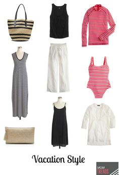Just in time for spring break ~ love these fashion tips for Moms from @MomTrends