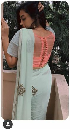 Lengha Blouse Designs, Stylish Blouse Design, Fancy Blouse Designs, Bridal Blouse Designs, Saree Blouse, Sleeves Designs For Dresses, Blouse Neck Designs, Saree Wearing Styles, Designer Blouse Patterns