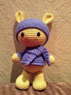 Amigurumi Hase häkeln - crochet rabbit
