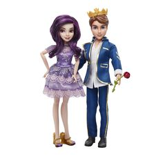 "Disney Descendants Toys & Dolls | Toys""R""Us   Even though I really like the idea of descendants and the dolls! This has gone TO far! They crossed the line for me! This is such a twin to the date night two pack in EAH! ( love for rav and dex❤️) even though I want this two Pack as well please just stop coping everything that is GOOD Disney!"