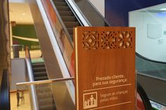 #Wayfinding- #directionalsign -#shoppingriopoty - Brazil#brazilian design #design#shopping #malls