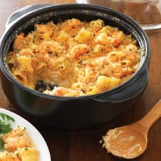 My Thanksgiving Dinner 2013: Baked Mac and Cheese (Pampered Chef)