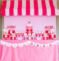 classroom sweet shop inspiration