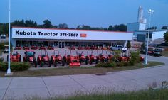 Client Testimonials: Kubota Tractor of the TriState Kubota Tractors, Spaces, Ideas, Thoughts