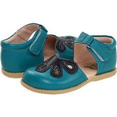 Cute little girl's shoes