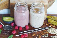 Der er ikke noget bedre end at starte dagen med en sund og forfriskende smoothie. Få opskriften på 2 lækre og nærende af slagsen her