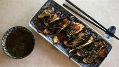 Grilled Eggplant Recipe | Maggie Beer | Lifestyle