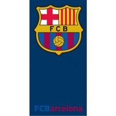 Toalla del Barça para playa