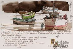 Une Bretagne par les Contours / Plouguerneau. Le Blog de Yal (Yann Lesacher)