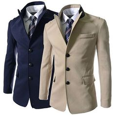 Size guide: Size Shoulder Wide Chest Length Sleeve US XS US S Men Design, Blazers For Men, Blazer Buttons, Modern Man, Blazer Jacket, Men's Apparel, Sleeves, Jackets, Collection