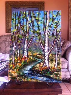 Grandpa Dymond's painting. Inspirational, Painting, Art, Painting Art, Paintings, Kunst, Paint, Draw, Inspiration