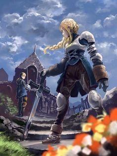 Final Fantasy Tactics - Risa Hibiki - http://www.zerochan.net/Risa+Hibiki?p=1