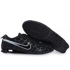 316317 020 Nike Shox Rivalry Black Black J12034 b5bb6354bd