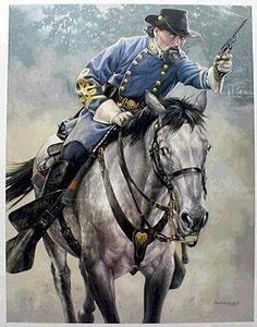 The greatest cavalry leader of the Civil War Nathan Bedford Forrest
