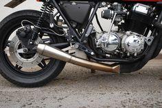 Honda CB 750 F2 Cafe racer billede 10