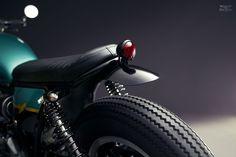 Honda CB650C by Bunker Custom Cycles 5