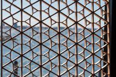 kuruma kikko kumiko pattern window