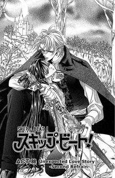 Read manga Skip Beat vol.015 ch.088 online in high quality
