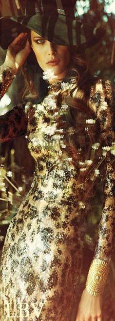 Isabeli Fontana ♥✤ Greg Kadel | Vogue Spain May 2011