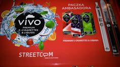#ambasadorkastreetcom ♡Moja kampania i lepsza alternatywa od marki#VIVO#epapierosyjutra #epapieros ##streetcom_polska #streetcom ##smoke#ecigarette #apple #strawberry #watermelon #menthol #mint#STREETCOM_POLSKA