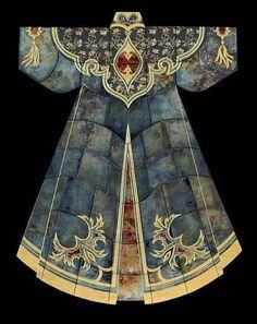 chinese old royal fashion