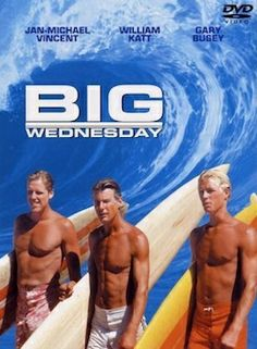 Big Wednesday surfer mo ie) Gary Busey, Jan-Michael Vincent Wednesday Movie, Big Wednesday, Surf Movies, Michael Williams, Great Movies, Excellent Movies, Movies Free, Film Movie, Movies