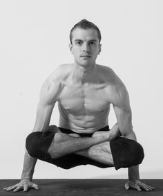 Tolasana - Scale Pose - Stretches your outer hip and leg muscles; Engages and tones your abdominal muscles; Strengthens your hands and the muscles of the upper shoulder; Boosts core functionality and body awareness.