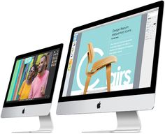Apple - iMac -- Why can't Apple have touch screen desktops already? Maybe I'll look beyond Apple...