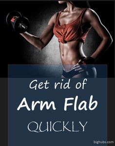 A great article with many tips on how to get rid of arm fat. Even though it may have some great exercise routines, it also explains how exercise alone will not get you those sexy toned arms you're seeking.