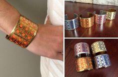 GroopDealz | Cutout Cuff Bracelet
