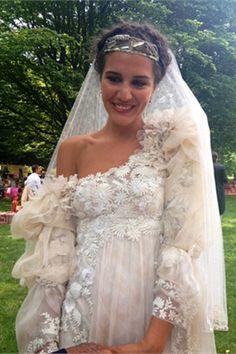 Peep the pics from Margherita Missoni's boho-bliss wedding
