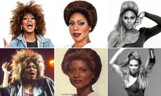 Laverne Cox transforms into role models like Beyoncé and Tina Turner