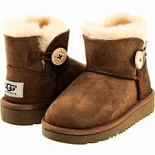 $150 Ugg kids bailey button gold boots | dress me up | Pinterest | Gold boots, Kid shoes and Kid clothing