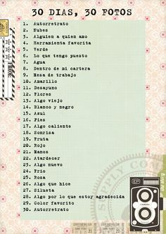 30 DIAS ♥ 30 FOTOS | Migdalis Moreno