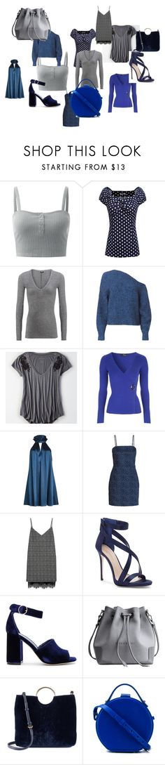 """""""Untitled #31"""" by ivananna on Polyvore featuring Monrow, T By Alexander Wang, American Eagle Outfitters, Galvan, H&M, Imagine by Vince Camuto, Joie, LC Lauren Conrad and Nico Giani"""