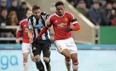 Martial alcanza a Vardy como el jugador más veloz de la Premier