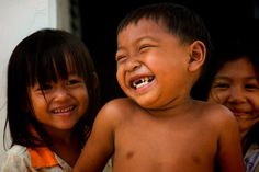 How sweet is this little Cambodian boy?