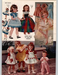 1962 PAPER AD 4 PG Shirley Temple Doll Betsy McCall Ideal Tammy Ruthie Horsman | eBay Old Dolls, Antique Dolls, Vintage Advertisements, Vintage Ads, Vintage Items, Doll Toys, Baby Dolls, Toy Catalogs, Dollhouse Dolls