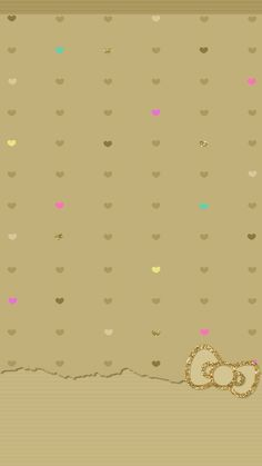 Hello Kitty Backgrounds, Hello Kitty Wallpaper, Heart Wallpaper, Pink Wallpaper, Screen Wallpaper, Cool Wallpaper, Iphone Backgrounds, Iphone Wallpapers, Hello Kitty Images