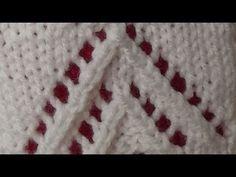 Jak ja to robię - biały sweter - wzór - YouTube