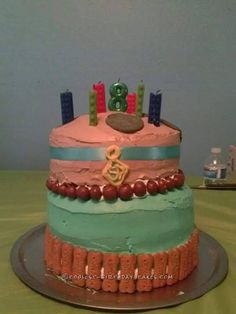 Cool Scooby Doo Birthday Cake... Coolest Birthday Cake Ideas