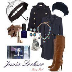 """Juvia Lockser"" by aliazuras on Polyvore"