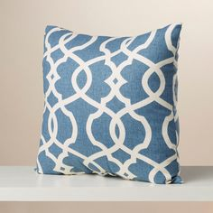 Glostrup Cotton Throw Pillow  (This one.....it'll be A)
