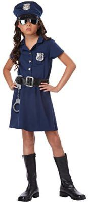 California Costumes Police Officer Child Costume, X-Large Best Halloween Costumes & Dresses USA Police Halloween Costumes, Hallowen Costume, Costumes For Teens, Girl Costumes, Costume Ideas, Children Costumes, Cop Costume For Kids, Kids Police Officer Costume, Gangster Costumes