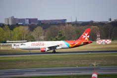 Air Malta auf TXL
