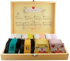 WISSOTZKY Magic Tea Box, World renowned since Wissotzky tea offers a tempting selection of 80 assorted teas.Our gift boxes provide you and your guests a colorful assortment of 8 black tea, herbal infusions and fruit tea.