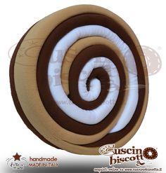 Cuscino Biscotto - Girella